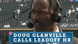 VIDEO: Doug Glanville Predicted Daniel Murphy's Leadoff Dinger on Cubs Pregame Show