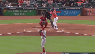 VIDEO: Watch Astros Yuli Gurriel Smack Two-Out Grand Slam