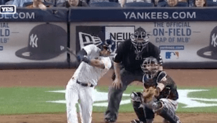 VIDEO: Watch Aaron Hicks Drill Second-Deck Shot to Extend Yankees' Lead