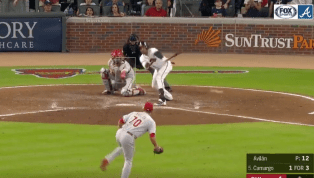 VIDEO: Watch Johan Camargo Deliver Clutch Tie-Breaking Two-Run Single Against Phillies