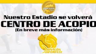 #FuerzaSinaloa | El fútbol mexicano se solidariza con Sinaloa tras inundación