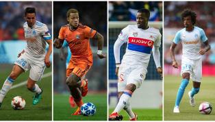 Lyon - Marseille : Le XI combiné des deux Olympiques