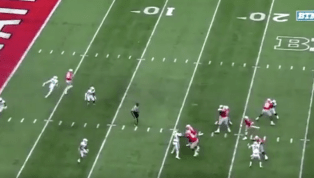 VIDEO: Ohio State Jumps Out to Early Lead With Three Haskins Touchdowns
