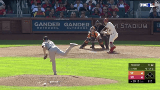 VIDEO: Tyler O'Neill Belts Walk-Off Homer for the Cardinals in Extra Innings