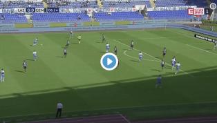 VIDEO | Lazio 1-0 Genoa: ecco la rete di Caicedo per il vantaggio biancoceleste