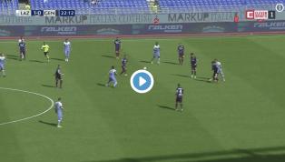 VIDEO | Lazio 2-0 Genoa: ecco la rete di Immobile per il raddoppio biancoceleste