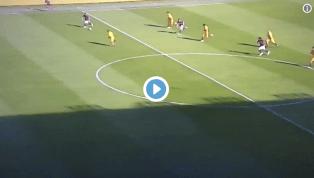 VIDEO   Bologna 2-0 Roma: ecco la rete di Santander per il raddoppio rossoblu