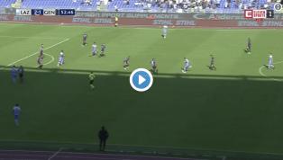 VIDEO | Lazio 3-1 Genoa: ecco la rete di Milinkovic-Savic per il tris biancoceleste