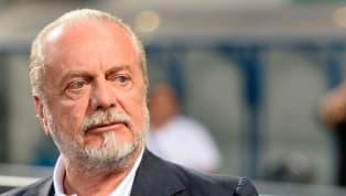 """Napoli, ADL: """"Siamo più forti dell'anno scorso. Ho scelto Ancelotti per stare tranquillo"""""""
