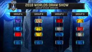 Ranking the League of Legends World Championship Groups