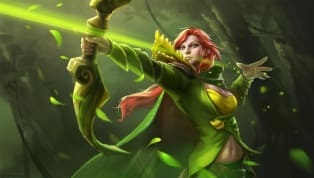 Dota 2 Bug Allows Windranger to Escape Disruptor's Kinetic Field