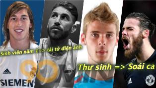 14 ngôi sao bóng đá chẳng bao giờ nên cạo râu