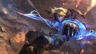 Ezreal Visual Update Previewed by Riot Games