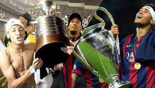 9 jugadores que ganaron la Copa Libertadores y la Champions League