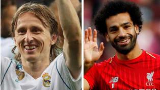 Gạt Salah, người Liverpool chọn Modric xuất sắc nhất!