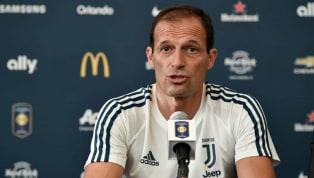 "Juve, Allegri: ""Ronaldo e Dybala giocano. Bologna? Dobbiamo vincere. Su Chiellini e Bernardeschi..."""
