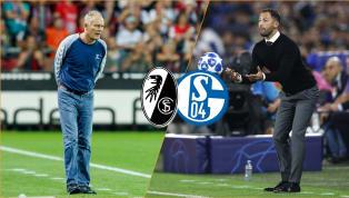 SC Freiburg - FC Schalke 04 | Die offiziellen Aufstellungen