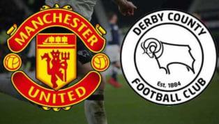 Man United - Derby County: ĐỘI HÌNH XUẤT PHÁT