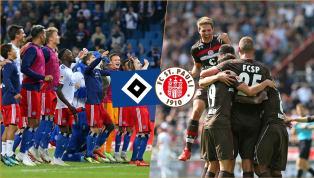 Hamburger SV - FC St. Pauli | Die offiziellen Aufstellungen