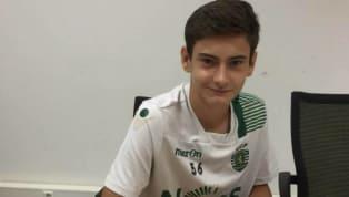 Estadounidense de 15 años firmó con el Sporting de Lisboa y busca seguir los pasos de Pulisic