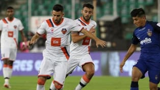 FC Goa Thump Chennaiyin 3-1 to Earn Their First Win of the Indian Super League Season
