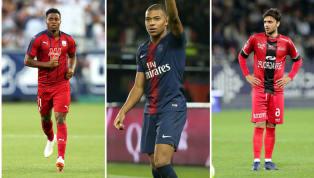 Ligue 1 : L'équipe-type de la neuvième journée