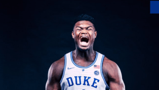 Zion Williamson Looks Completely Jacked in Latest Duke Promo