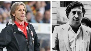 Former Hitman Reveals How Pablo Escobar Spared the Life of Peru's National Team Coach Ricardo Gareca