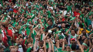 POLÉMICO   Aficionados mexicanos volvieron a corear el ehh p...en el partido del Tri