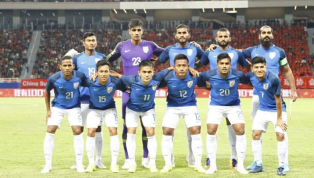 Plucky India Ride Their Luck to Hold China to 0-0 Draw - Report, Ratings and Reactions