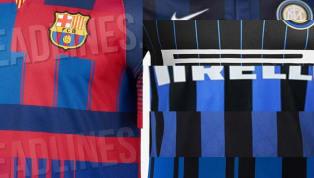 ¡DE COLECCIÓN!   Nike lanzará jerseys especiales de Barcelona, Inter y Pumas
