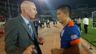 Stephen Constantine Prefers Jhingan as Captain Over Chhetri Reportedly due to Tiff With Striker