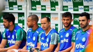 Clube carioca pretende tirar meio campista do Palmeiras