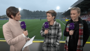 VIDEO: BT Sport Pundits Answer 90min Fan Questions on Refereeing, Arsenal, Lionesses & More
