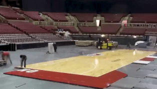 VIDEO: Ohio State Shows Off Brand New Court Design for Upcoming Season