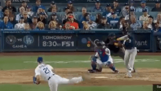 VIDEO: Brewers Extend Lead Over Dodgers With Orlando Arcia's 2-Run Jack