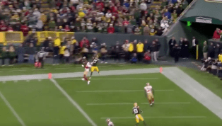 VIDEO: Aaron Rodgers Ties Game With Clutch TD Pass to Davante Adams