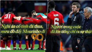 XONG! Đã rõ nghi án cầu thủ MU cố tình chơi tệ để 'đá' Mourinho