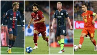 MERCATO : Les 10 joueurs les plus chers du Monde en ce moment
