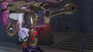 Leaked Fortnite Skin Looks A Lot Like Overwatch Hero Widowmaker