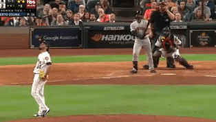 VIDEO: Watch Jackie Bradley Jr. Smash Grand Slam to Put Away Astros