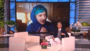 Ellen DeGeneres Makes Surprise Appearance on Ninja's Stream
