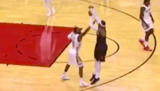 VIDEO: Carmelo Anthony Welcomes Himself to Houston by Draining a Three