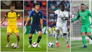 El XI ideal de jugadores que tienes que fichar para el modo carrera del FIFA 19