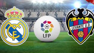 Hé lộ đội hình ra sân của Real Madrid trong trận đấu với Levante: Cơ hội nào cho Lopetegui?