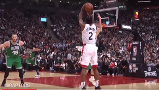 VIDEO: Kawhi Leonard's Highlights Against Celtics Prove He's King of the East