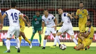 Kerala Blasters and Delhi Dynamos Settle for a 1-1 Draw in the ISL