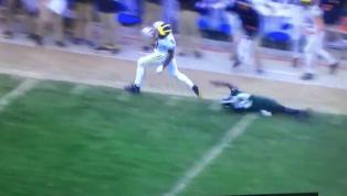 VIDEO: Watch Michigan Recapture Lead on 79-Yard Go-Ahead Touchdown