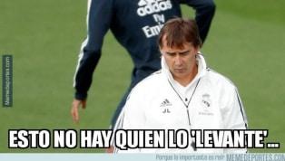 Los mejores 'memes' del fiasco del Real Madrid, la lesión de Messi y más