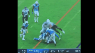 VIDEO: Titans OL Taylor Lewan Needs to Be Suspended for This Dirty Hit
